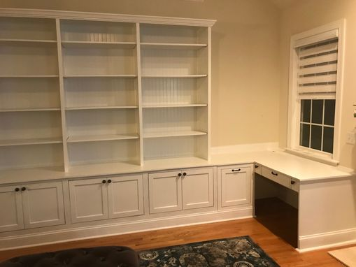 Custom Made Custom Built Ins