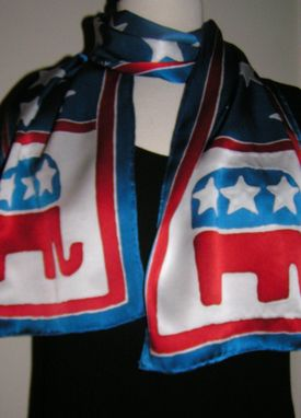 Custom Made Political Statement Scarf
