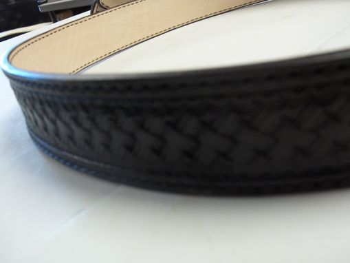 "Custom Made Several Sizes, Designs Of ""Ranger"" Western Belts"