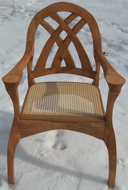 Custom Made Chair For The Elderly