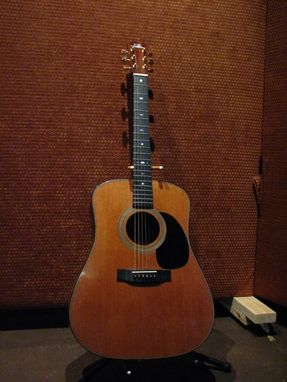 Custom Made Dreadnought, J45 Style
