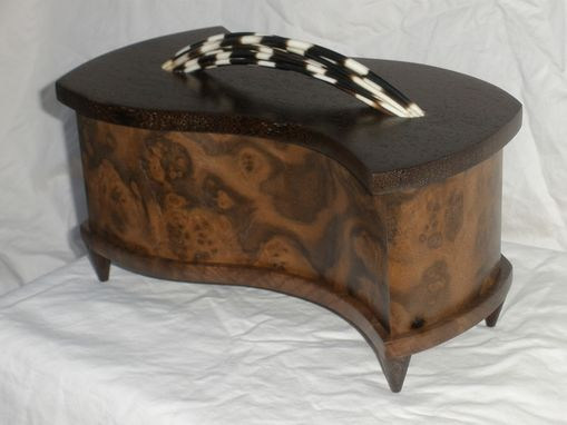 Custom Made African Porcupine Box