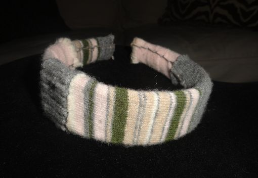 Custom Made Fabric Headband