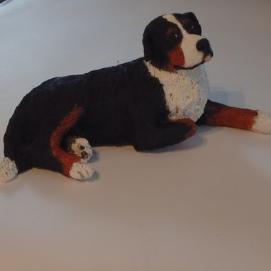 Custom Made Bernese Mountain Dog — Kingston
