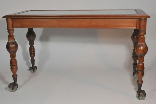 Custom Made Heirloom Quality Tables And Desks