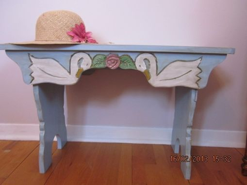 Custom Made Bench, Entry Bench, Pine Bench, Coffee Table
