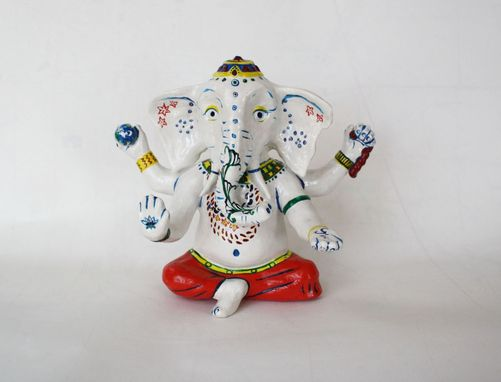 Custom Made Little Ganesha Sculpture