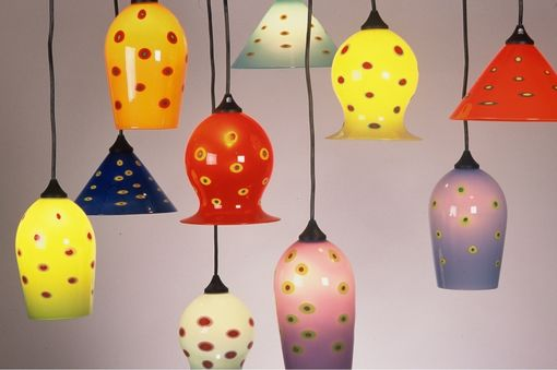 Custom Made Hanging Lamps