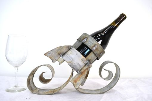 Custom Made Barrel Ring Bottle Holder - Porta - Rocket