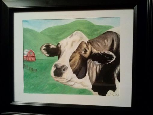 Custom Made Vermont Cow