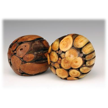 Custom Made Wooden Paperweights
