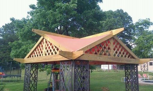Custom Made Gazebo