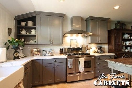 Custom Made Farm House Styled Kitchen