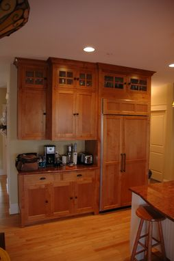 Custom Made Arts & Crafts Kitchen