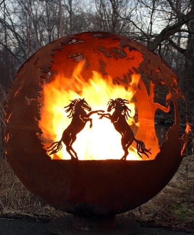 Buy A Handmade Wildfire 37 Made To Order From The Fire Pit Gallery Custommade Com