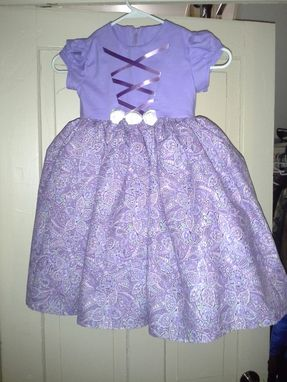 Custom Made Christmas And Birthday Dress