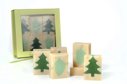 Custom Made Designed Soaps