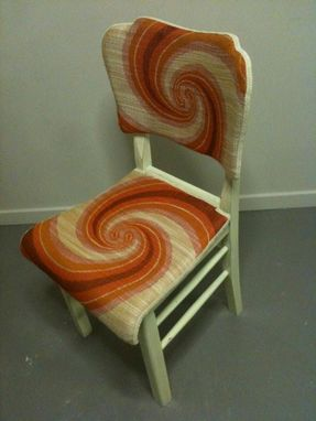 Custom Made Recovered Chair