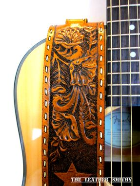 Buy A Hand Crafted Hand Tooled And Painted Custom Western