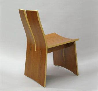 Custom Made Cherry Side-Chair
