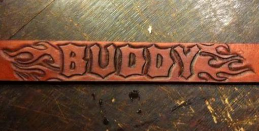 Custom Made Leather Custom Belts