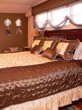 Custom Made Master Suites Custom Textiles & Accents