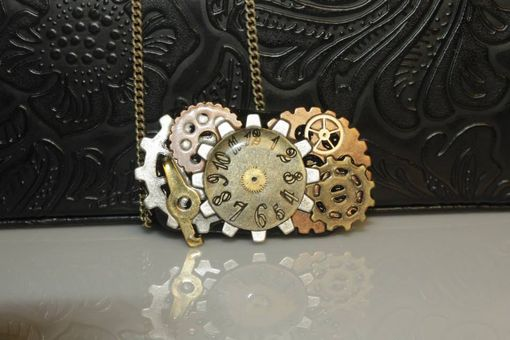 Custom Made Cogs And Gears