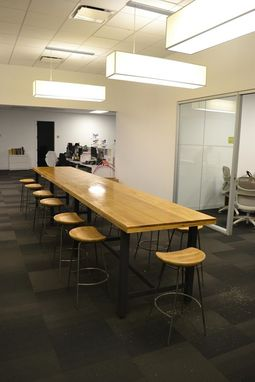Custom Made Community Work Station/Conference Table