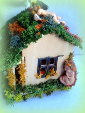Custom Made Fairy House Doll House Fairy Garden House