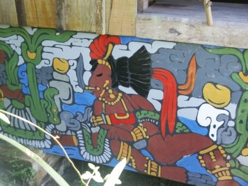 Custom Made Murals - Belize C.A. - Maya Mountain Research Farm