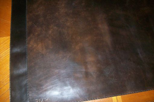 Custom Made Custom Leather Desk Pad