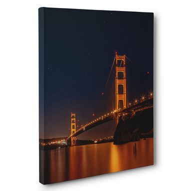Custom Made San Francisco Canvas Wall Art