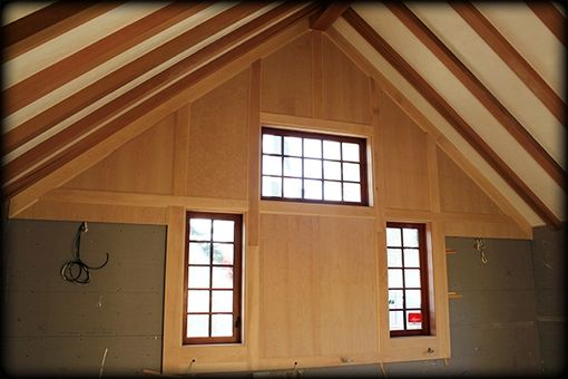 Custom Made Box Beams