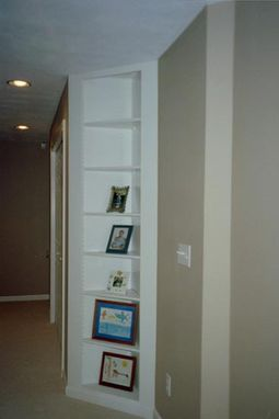 Custom Made Miscellaneous Built-Ins