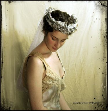 Custom Made Edna St Vincent Millay Wedding Headpiece