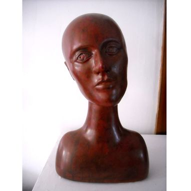 Custom Made Life-Size Basic Bust