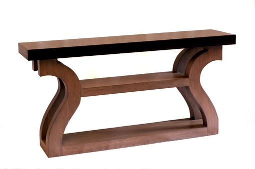 Custom Made #2093 Sleek Sofa Table