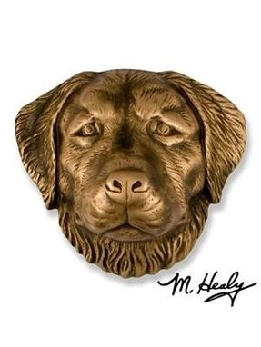Custom Made Golden Retriever Dogknocker
