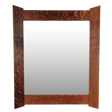 Custom Made Craftsman Mirror - The Wentworth