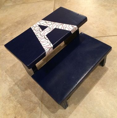 Custom Made Children's Personalized Step Stool