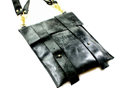 Custom Made The Academic – Leather Book Bag, Ipad Case Or Messenger School Bag