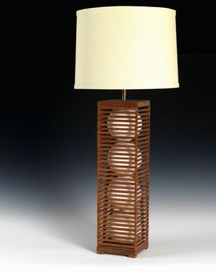 Custom Made Stack 136 Table Lamp