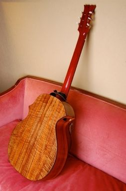 Custom Made Custom Made Guitar Family Musical Instrument