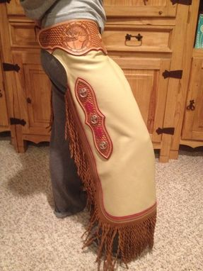 Custom Made Chaps And Chinks