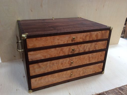 Custom Made Traveling Jewelry Box