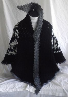 Custom Made Crochet Poncho