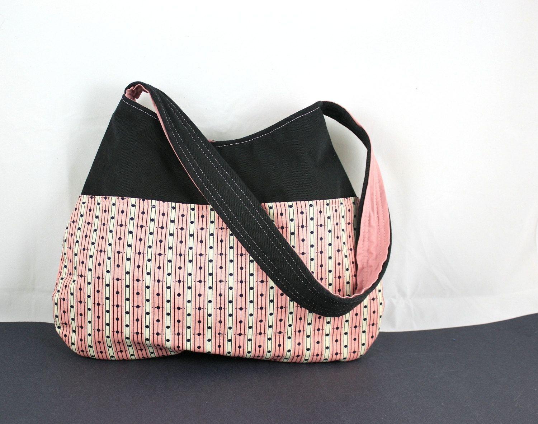 Hand Made Women S Cotton Purse Shoulder Bag Handbag By Nstar