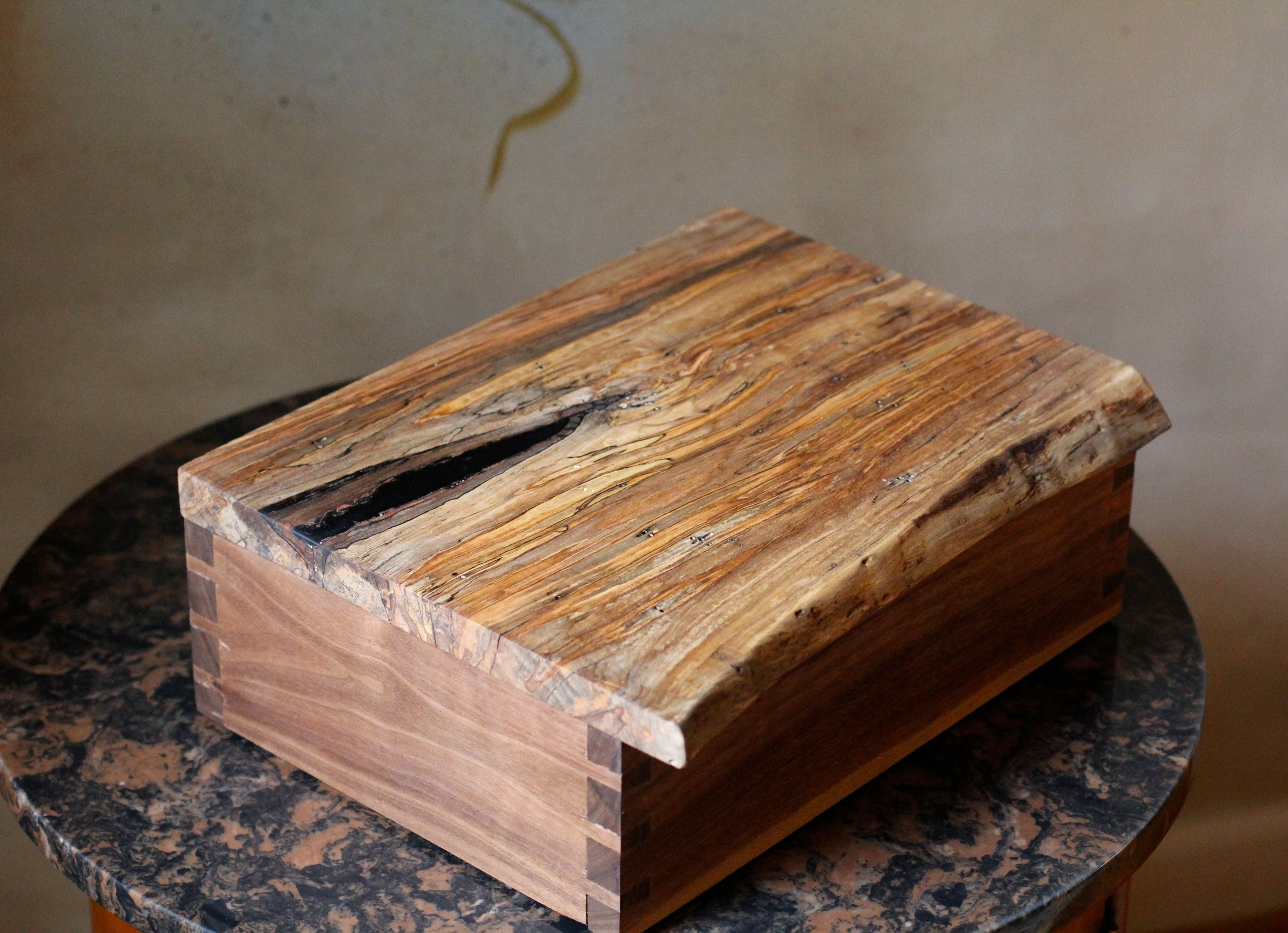 Custom Made Men S Valet Box