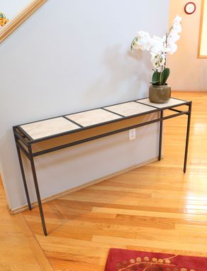 Custom Made 1x4 Style Console Table ©