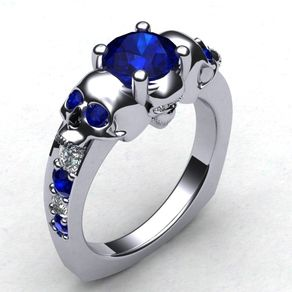 the original with this skull ring ladies by paul bierker - R2d2 Wedding Ring